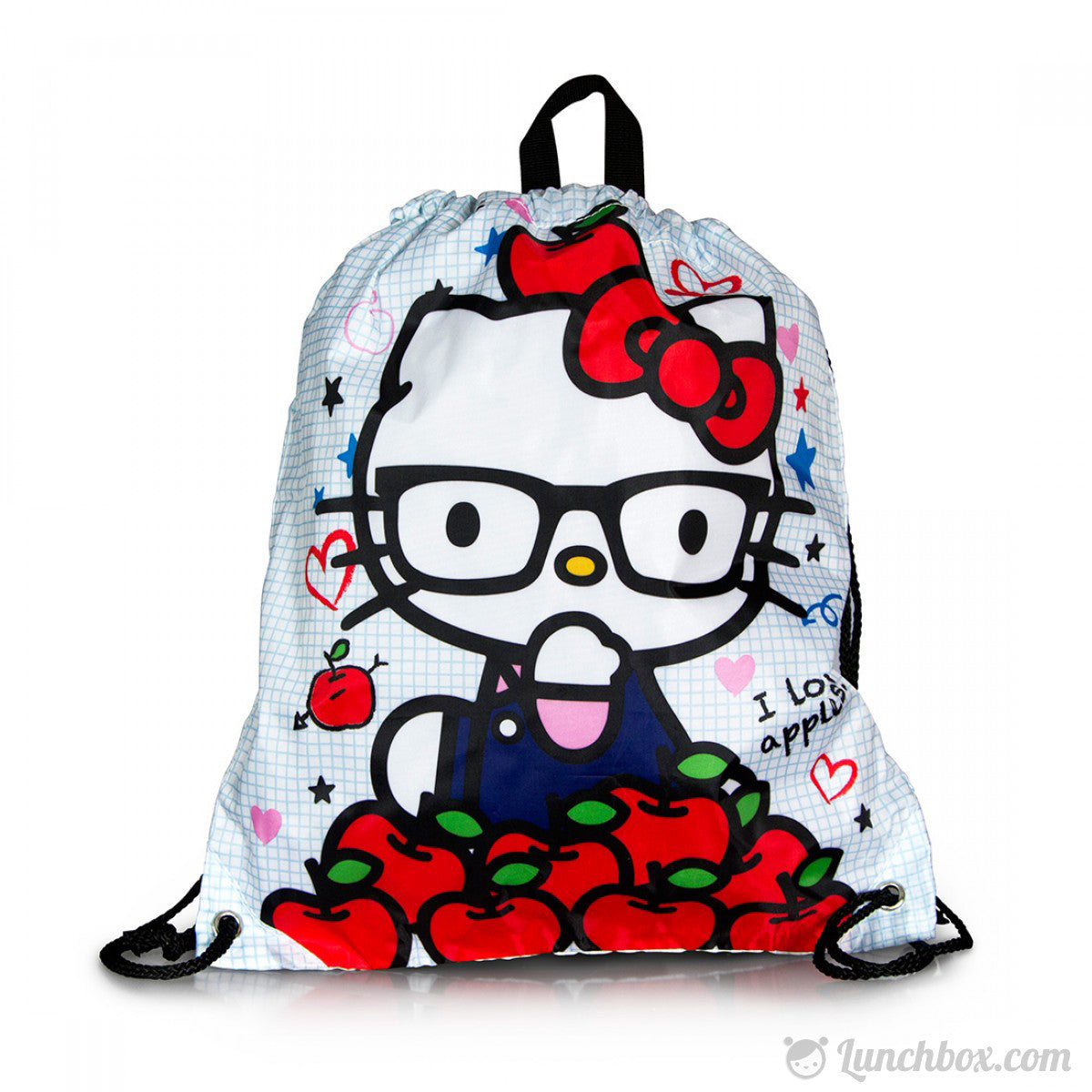 Hello Kitty Cinch Backpack