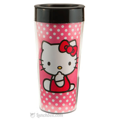 Hello Kitty Travel Mug