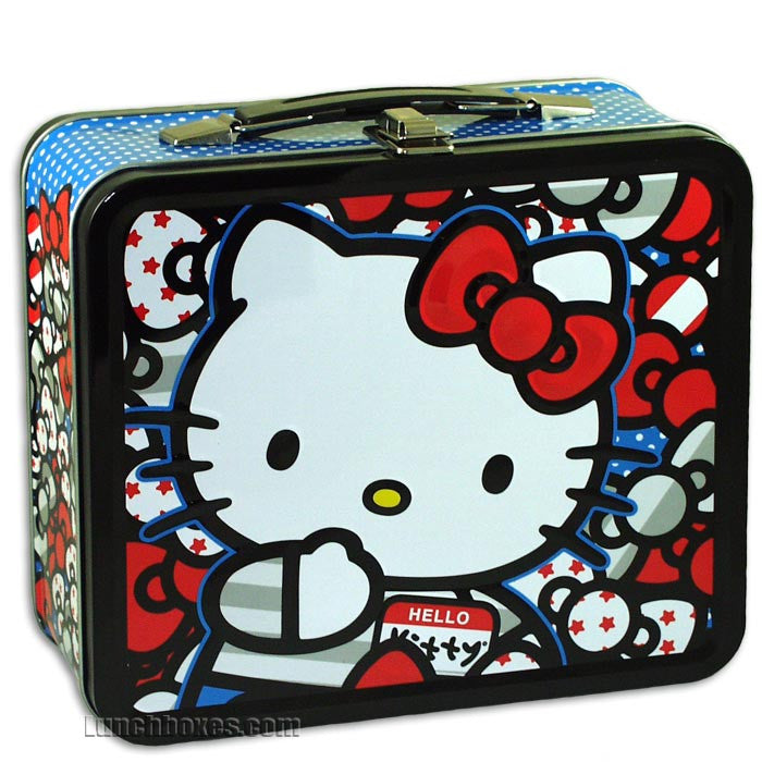 Hello Kitty - My Name Is - Lunch Box