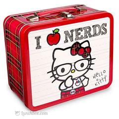 Hello Kitty - Nerds - Metal Lunchbox