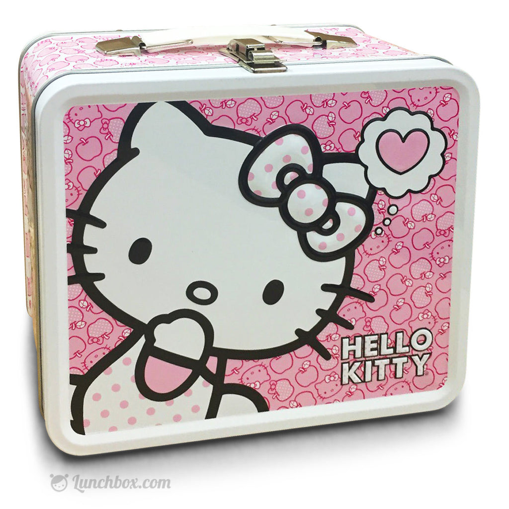 Hello Kitty - Love - Lunch Box