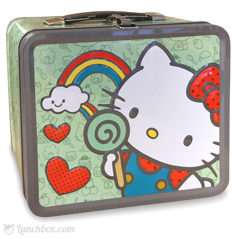 Hello Kitty - Rainbow - Lunch Box