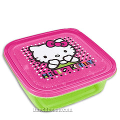 Hello Kitty - EZ-Freeze - Sandwich Box