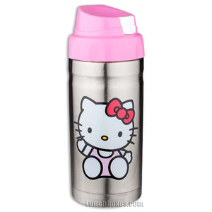 Kids Drink Thermos Bottle - Hello Kitty