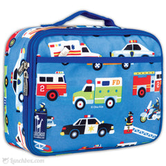 Rescue Heroes Lunch Box