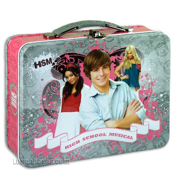 High School Musical - Troy - Snackbox
