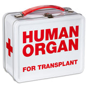 Human Organ Transport Lunch Box