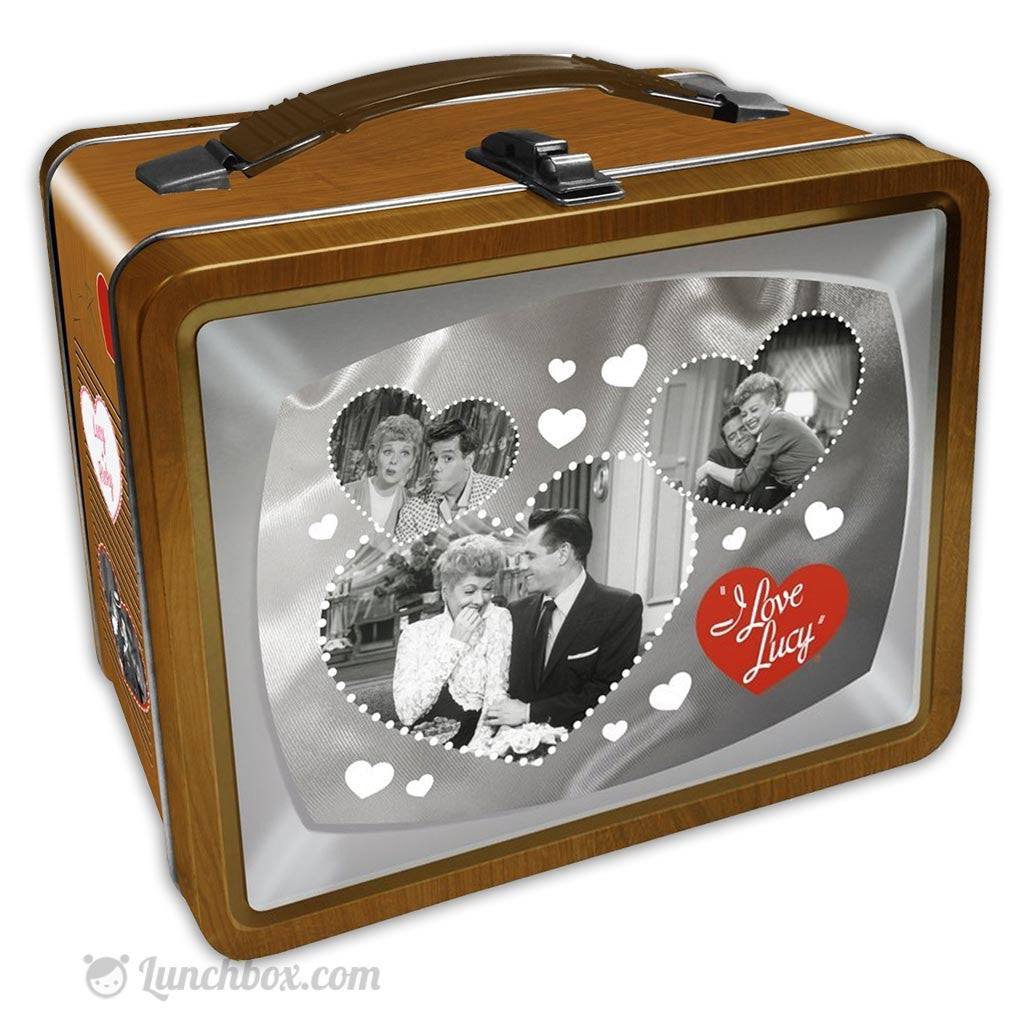 I Love Lucy Lunchbox