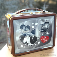 I Love Lucy Metal Lunchbox