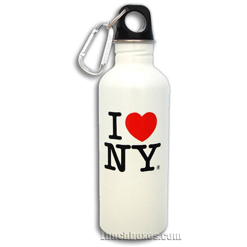 I Love NY Bottle
