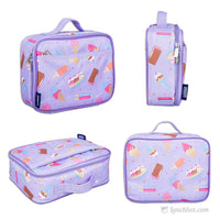 Ice Cream Kids Lunch Box
