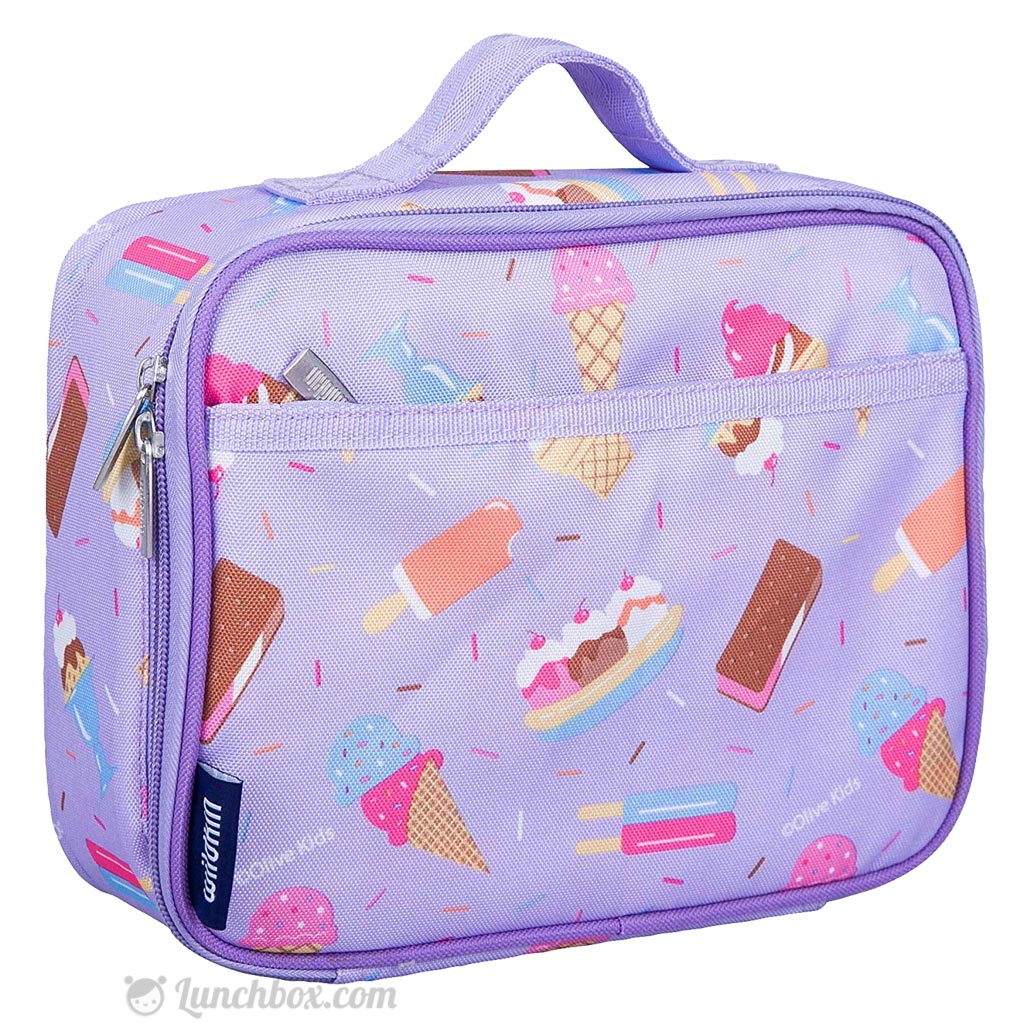 Ice Cream Lunch Box