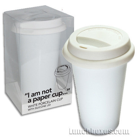 I Am Not A Paper Cup - Coffee Mug