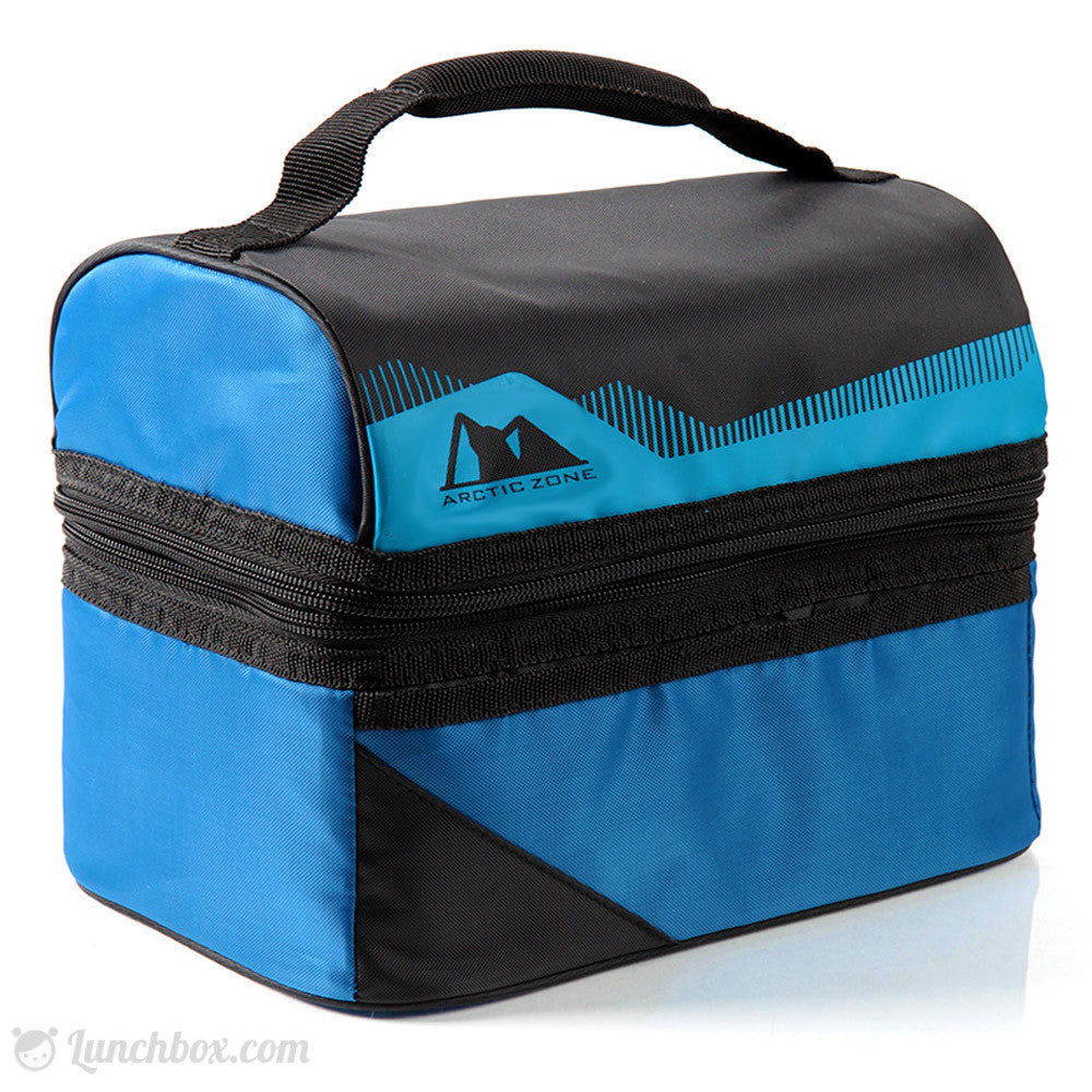Standard Insulated Dome Lunchbox - Blue