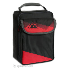 Hardliner Lunch Box - Black and Red