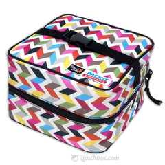 PackIt Personal Cooler Salad Bag - Ziggy Design