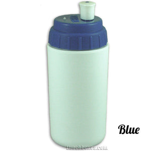 Insulated Sports Bottle - Blue