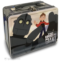 The Iron Giant Lunch Box