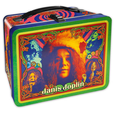 Janis Joplin Lunch Box