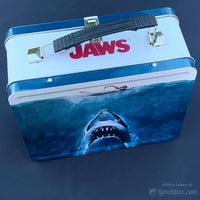 Jaws Metal Lunchbox