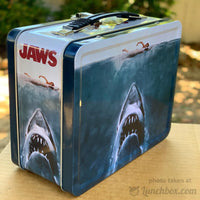 Jaws Vintage Lunch Box