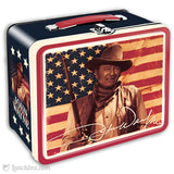 John Wayne - American Legend - Lunch Box