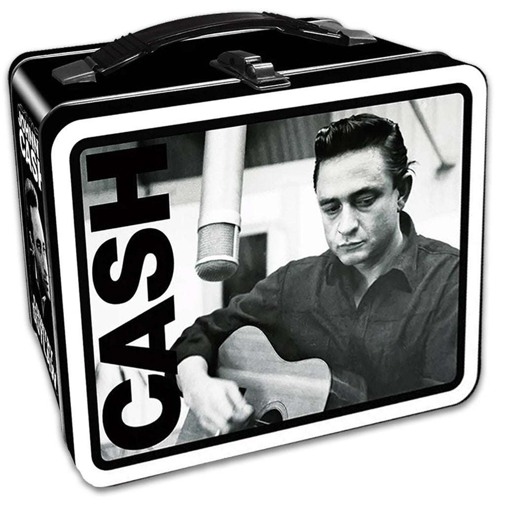 Johnny Cash Lunch Box
