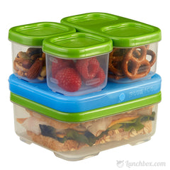 Bento Lunchbox Container Kit