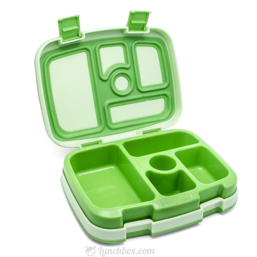 Kids Bento Lunch Box - Green