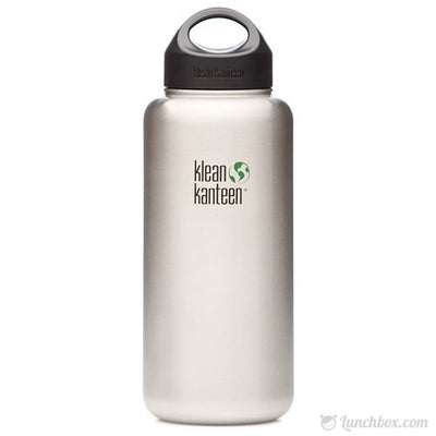 Klean Kanteen 40 Oz. Wide Mouth Drink Bottle