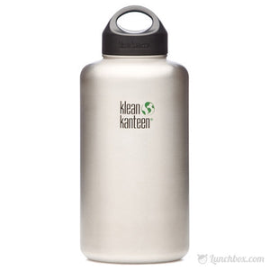 Klean Kanteen 64 Oz. Wide Mouth Drink Bottle