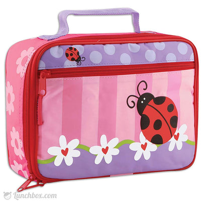 Ladybug Insulated Lunch Box