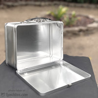 Large Metal Lunchbox
