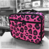 Leopard Print Lunch Box