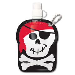 Little Squirts Expandable Drink Bottle - Pirate