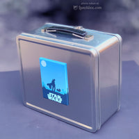 The Mandalorian Metal Lunch Box