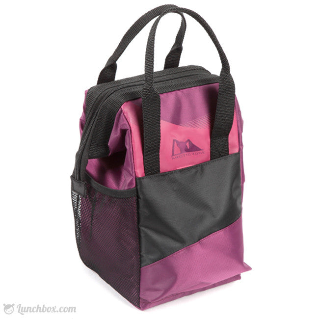 MD Insulated Lunch Bag - Purple