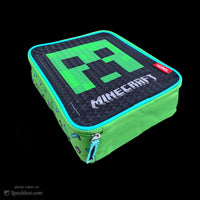 Minecraft Insulated Lunch Box