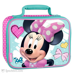 Minnie Mouse Insulated Lunch Box