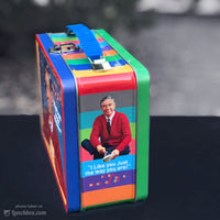 Mister Rogers Metal Lunch Box