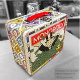 Monopoly Metal Lunchbox