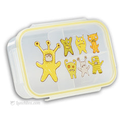 Hungry Monsters Bento Box