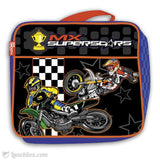 Motocross Boys Lunch Box