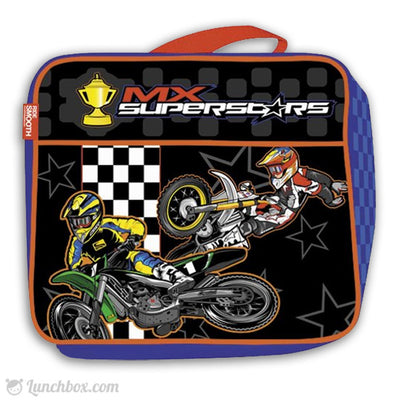 Motocross Dirt Bike Lunch Box