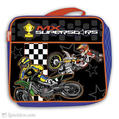 Motocross - MX Superstars - Lunch Box