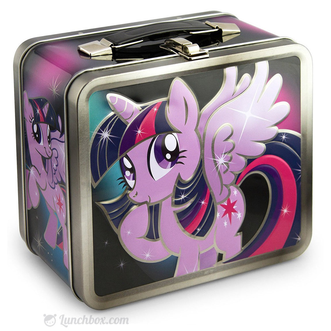 my little pony twilight alicorn lunchbox. Black Bedroom Furniture Sets. Home Design Ideas
