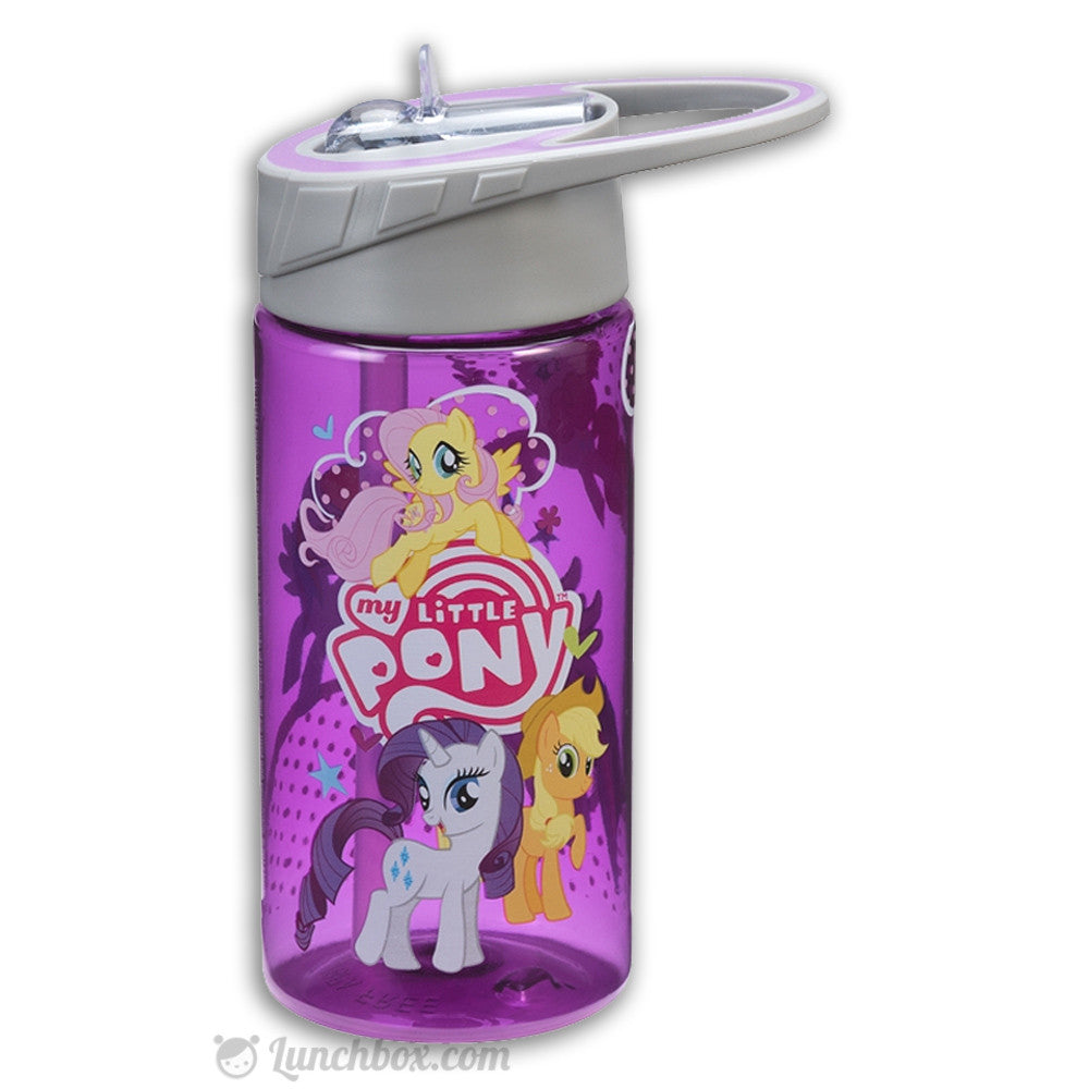 My Little Pony Flip n Sip Drink Bottle