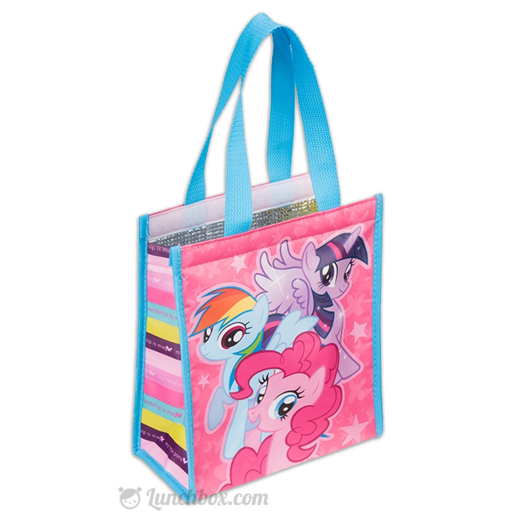 My Little Pony Insulated Lunch Bag