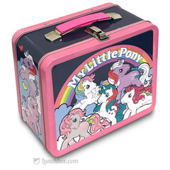 My Little Pony - Retro Ponies - Lunchbox