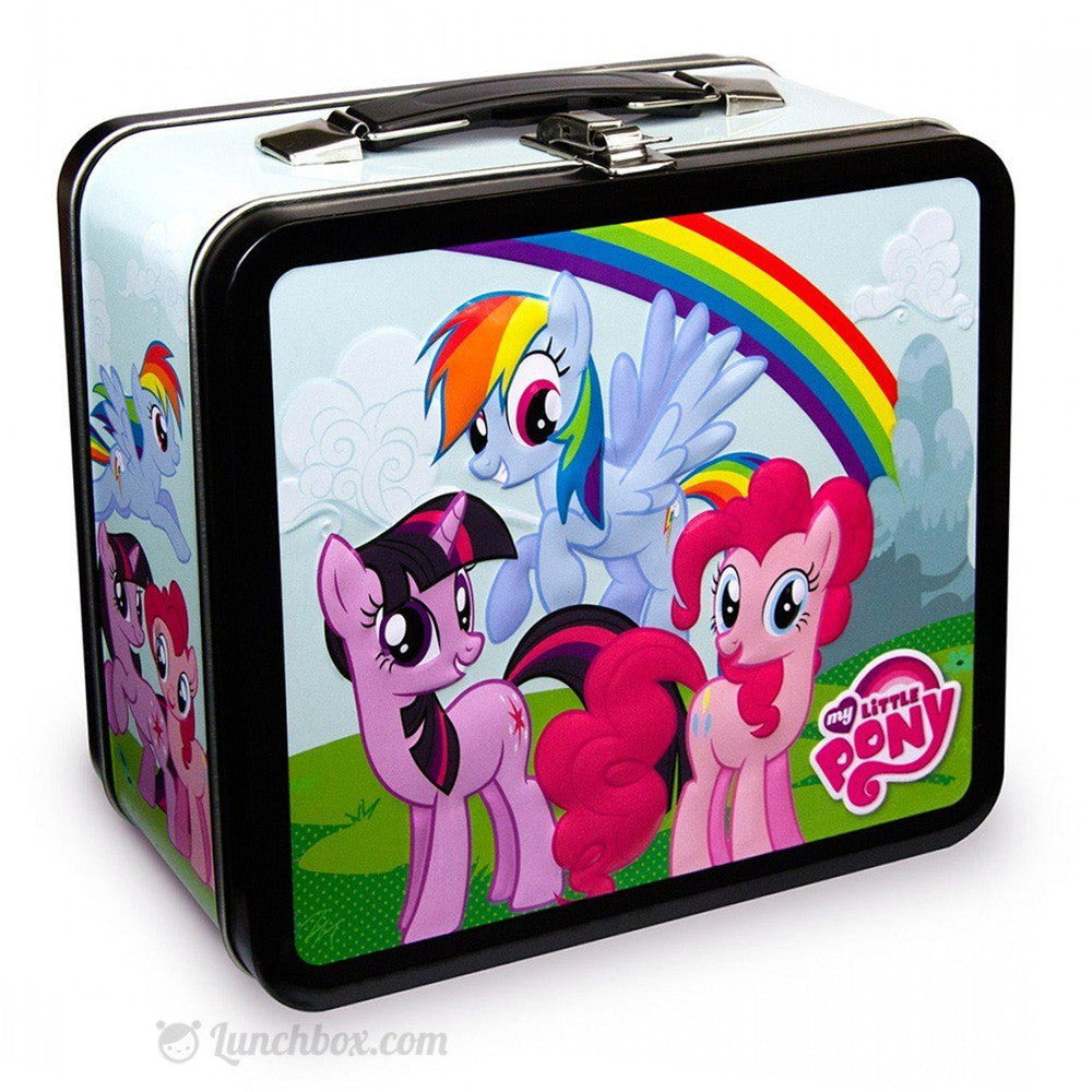 My Little Pony - Three Ponies - Lunchbox